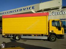 Iveco plywood box truck Eurocargo 120 EL 19