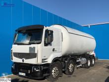 Camión cisterna productos químicos Renault Lander 410 Dxi 34753 liter LPG, Manual, Steel suspension