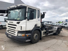 Camion Scania P 113P400 multibenne occasion