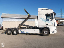 DAF XF105 460 truck used hook arm system