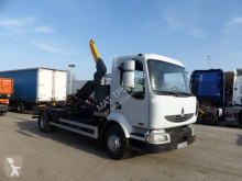 Camion polybenne Renault Midlum 270 DCI