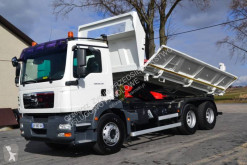 MAN TGM 26.330 truck used two-way side tipper