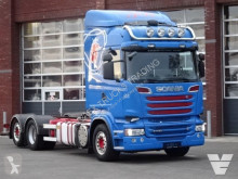 Camion Scania R 730 châssis occasion
