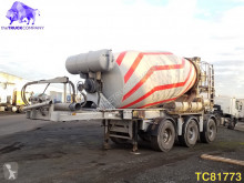 Renders concrete mixer concrete semi-trailer Mix Concrete Mixer
