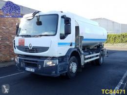 Teherautó Renault Premium 280 használt tartálykocsi