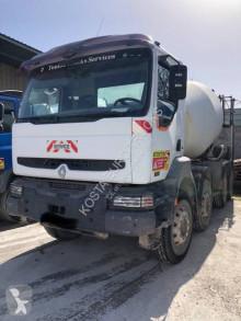 Camion béton toupie / Malaxeur Renault Kerax 420 DCI