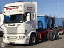Camión Scania R 560 chasis usado