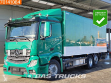 Camion Mercedes Actros 2545 furgon second-hand