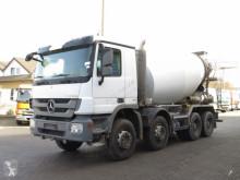 Mercedes Camion Actros 3241 B 8x4 Betonmischer Liebherr 9m³