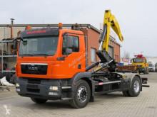 MAN hook lift truck TG-M 18.290 4x2 Abrollkipper 88TKM,Haken Doppelknick