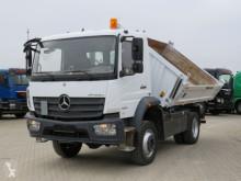 Mercedes hátra és két oldalra billenő kocsi teherautó Atego 1630 AK 2-Achs Allradkipper