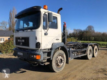 Camion MAN polybenne occasion