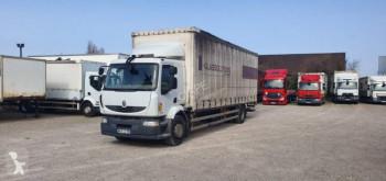 Camion rideaux coulissants (plsc) Renault Midlum 270.18 DXI