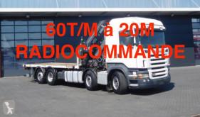 Scania plató teherautó R 480