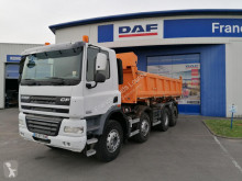 DAF CF85 410 truck used two-way side tipper
