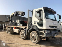 Camion Renault Kerax 400 plateau standard occasion