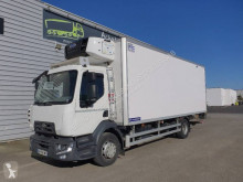 Renault mono temperature refrigerated truck Gamme D 240.14 DTI 5