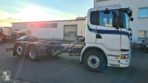 Scania chassis truck G 480 LB6X2 Rechtslenker(Nr. 4785)