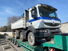 Camion Renault Kerax 460 DXI MOTEUR EN PANNE benne occasion