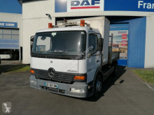 Mercedes two-way side tipper truck Atego 1318