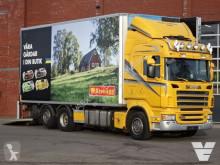 Teherautó Scania R 560 használt egyhőmérsékletes hűtőkocsi