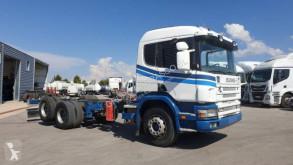 Camião Scania P 114 GB 380 cisterna usado
