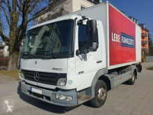 Mercedes 818 truck used box