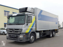 Mercedes Actros 2541 *Lift/Lenkachse*Retarder*Supra 850* truck used refrigerated
