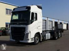 Volvo chassis truck FH 460*Euro 6*Liftachse*TÜV*Klima*Kühlbo