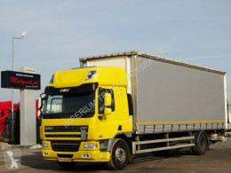Camión lona corredera (tautliner) DAF CF 75.310 / 4X2 / CURTAINSIDER - 8,6 M/SLEEP CAB