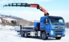 Ciężarówka platforma Volvo FM 400 Pritsche 6,80m +Kran/FUNK 6x2 Topzustand!
