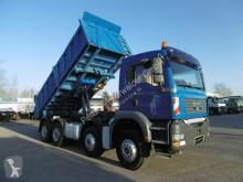 Camion MAN 35.430 TGA Meiller Bordmatik Kipper 8x4 tri-benne occasion