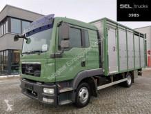Грузовик MAN TGL TGL 8.180 4x2 BL / 1 Stock / German коневоз б/у