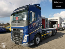 Volvo chassis truck FH 500 / 2 Tanks / Liftachse / German