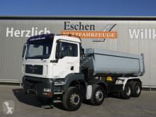 Camión MAN TGA 35.430 8x8BB 19m³ Muldenkipper*Blatt*Manuell volquete usado
