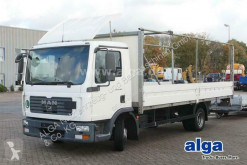 MAN dropside truck 8.180 TGL BB, AHK, 3. Sitz, Gerüstbau, Euro 4