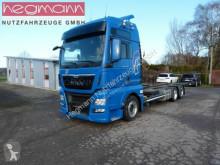 MAN chassis truck TGX Jumbo-BDF, TGX 24.440 LL 6x2, Intarder, deutsch