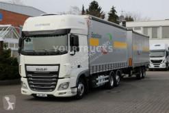 DAF XF 106.460 SSC Retarder/ACC/Durchlade/LBW/ZUG truck used tarp