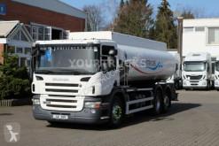 Kamion Scania P320 E5/19000l/5Kammern/Lift-Lenkac 09.21 cisterna použitý