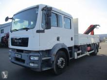 Camión caja abierta estándar MAN TGM 18.250