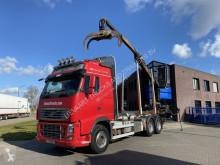 Volvo timber truck FH16-750 6x4 / Woodtruck / Jonsered Crane / 870.000 KM