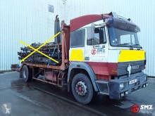 Iveco 190 E 38 Turobtech Lames/Zf truck used flatbed