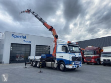 Volvo flatbed truck FH12