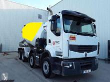 Renault Premium Lander 430 8x4 truck used concrete