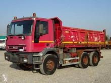 Kamión korba trojstranne sklápateľná korba Iveco Eurotrakker 380E38