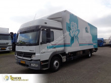 Mercedes mono temperature refrigerated truck Atego 1224