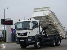 Camion MAN TGS 33.360 / 6X6/ 2 SIDED KIPPER/BORTMATIC/ plateau occasion