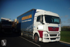 MAN tautliner truck 26.403