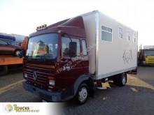 Camião transporte de cavalos Renault S140-08A + Manual + Horsetransport