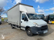 Iveco Daily 50C15 truck used tautliner
